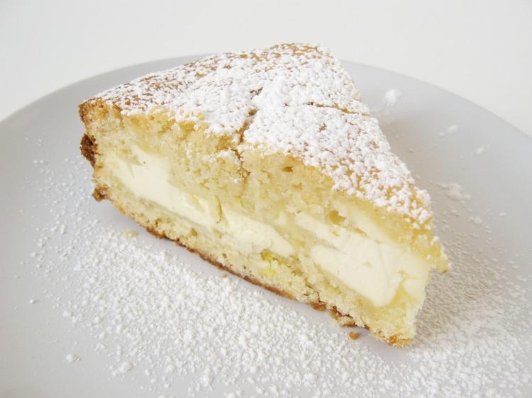 IMG 9518 Lemon and Cream Cheese Layered Cake Recipe