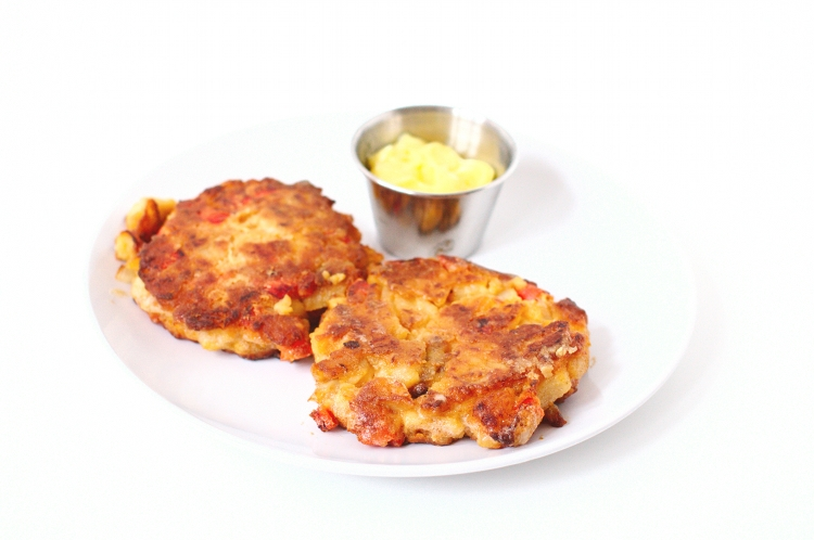 preview11 Pollock Fish Cakes Recipe