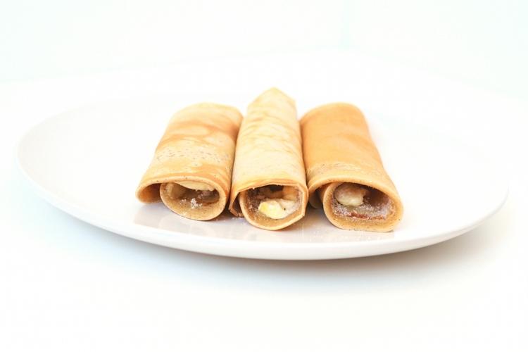swedishpancakes2 Spiced Swedish Pancake Recipe