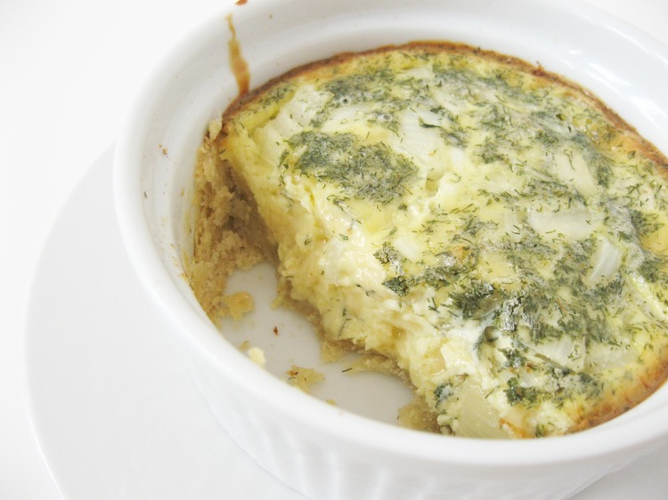 Individual Serving Cheese Pie Recipe
